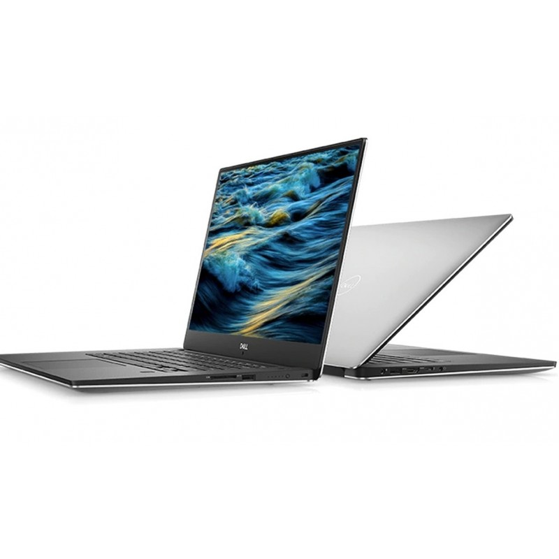 Dell XPS 15 7590 i7 9750H 4.50GHz 4K OLED 16GB RAM 1TB M.2 PCIe SSD 4GB Nvidia GTX 1650 Windows 10 Home SILVER - MFR