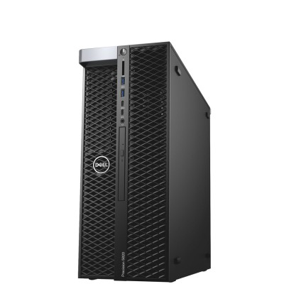 Dell Precision T5820 Workstation Intel Xeon W2102 8GB Nvidia GTX 1080 16GB RAM 256GB HDD Windows 10 Professional - MFR