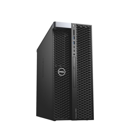 "Dell Precision T5820 Workstation Intel Xeon W2123 3.9GHz 8GB Nvidia Quadro P4000 16GB RAM 512GB 2.5"" SSD Windows 10 Professional - MFR"