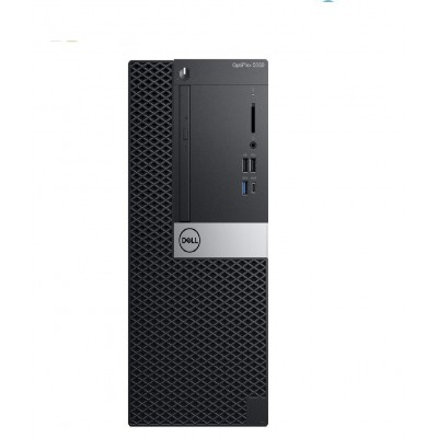 Dell Optiplex 5060 MT i7-8700 4.6GHz 256GB NVMe SSD 8GB RAM 2GB AMD R5 430 Windows 10 Professional - MFR