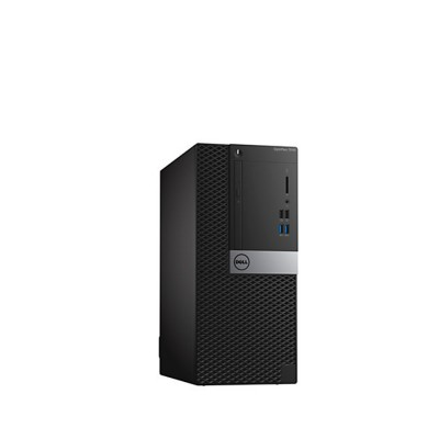 Dell Optiplex 7040 MT I7-6700 256GB SSD 4GB AMD R7 350x 8GB RAM DVD-RW Win 10 Professional - MFR