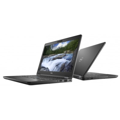 Dell Latitude 5490 1080p i5 8350U 3.60GHz 256GB SATA SSD 8GB RAM Backlit/Snapdragon X7-LTE Windows 10 Professional - MFR