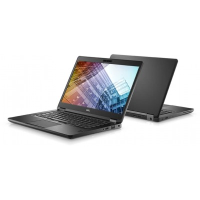 Dell Latitude 5491 1080p i7 8850H 4.30GHz 256GB M.2 SSD 16GB RAM 2GB GeForce MX130 Backlit/FIPS/Smartcard/Contactless/Snapdragon X7 LTE Windows 10 Professional - MFR