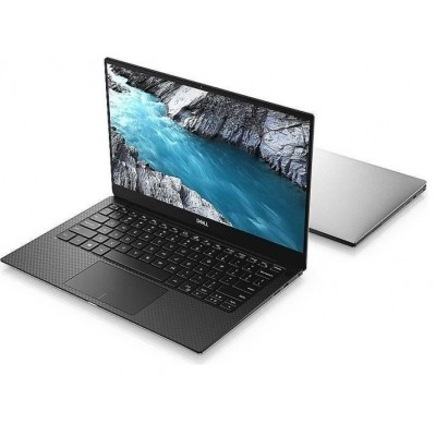Dell XPS 13 9380 i7-8565U 4.6GHz 1080p 256GB M.2 PCIe SSD 8GB RAM Intel 620 UHD Windows 10 Home Thunderbolt/Backlit SILVER - MFR
