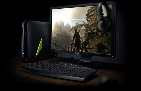 Dell Alienware X51 Nvidia GTX660 Display Windows Vista 64-BIT
